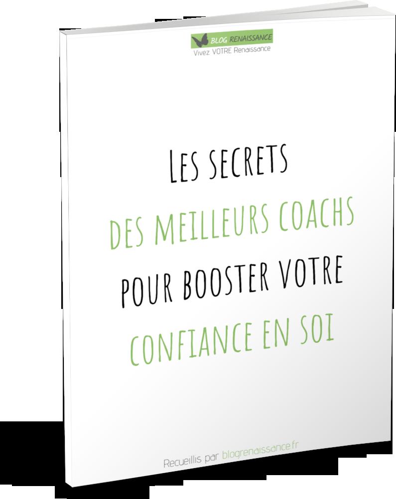 Confiance en soi : Les secrets des meilleurs coachs dans un guide offert