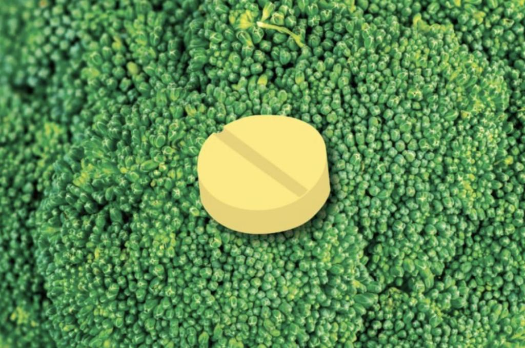 Vitamines pour la dépression