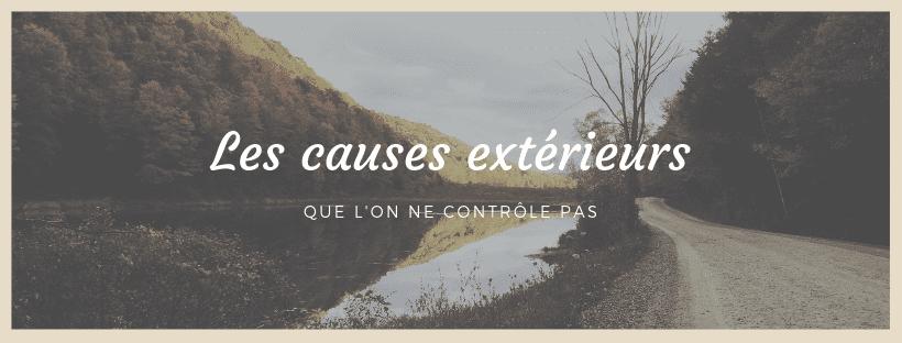 causes de l'anxiété généralisée