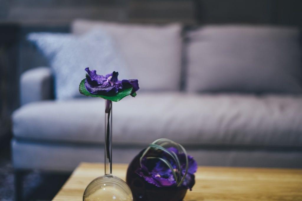 Améliorer votre humeur avec le violet