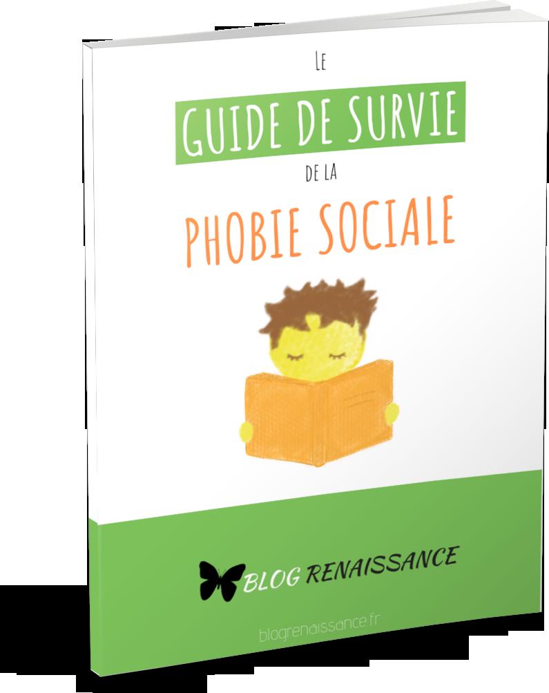livre phobie sociale