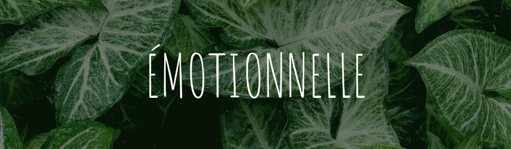 émotion phobie sociale